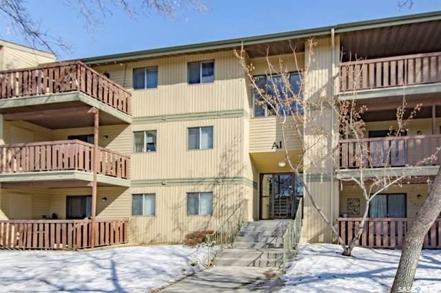 A1 - 1121 Mckercher Drive #304, Saskatoon, SK S7H 5B8 (MLS #SK833635) :: The A Team