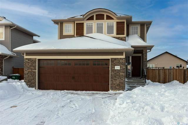 210 Chubb Cove, Saskatoon, SK S7T 0E7 (MLS #SK833679) :: The A Team