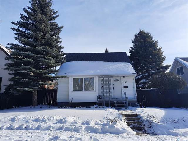 1165 Chestnut Avenue, Moose Jaw, SK S6H 1A9 (MLS #SK833687) :: The A Team