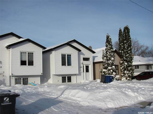 1125 J Avenue N, Saskatoon, SK S7L 2L5 (MLS #SK833752) :: The A Team