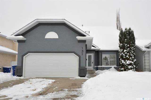 131 Eastman Cove, Saskatoon, SK S7N 4K9 (MLS #SK833765) :: The A Team