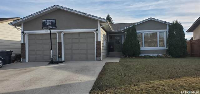 5 Bull Crescent, Yorkton, SK S3N 3Y5 (MLS #SK833771) :: The A Team
