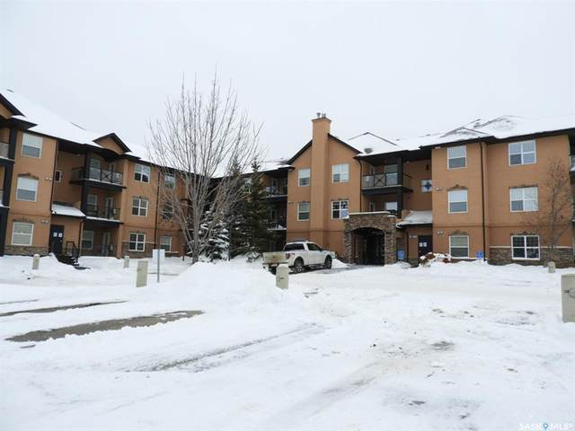 103 Wellman Crescent B210, Saskatoon, SK S7T 0C1 (MLS #SK833839) :: The A Team