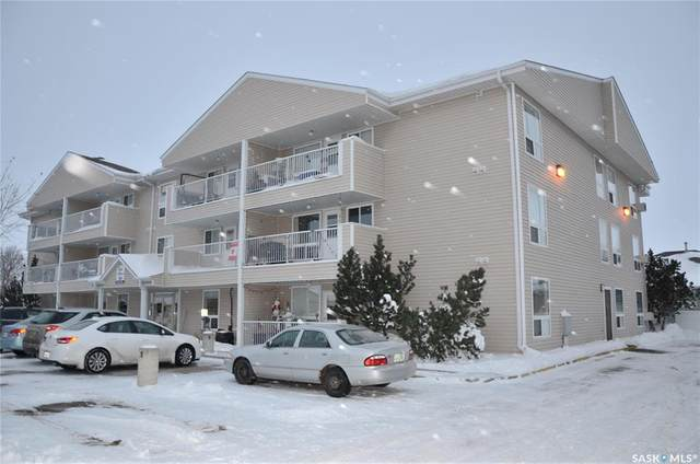 206 Pioneer Place #204, Warman, SK S0K 4S0 (MLS #SK833949) :: The A Team