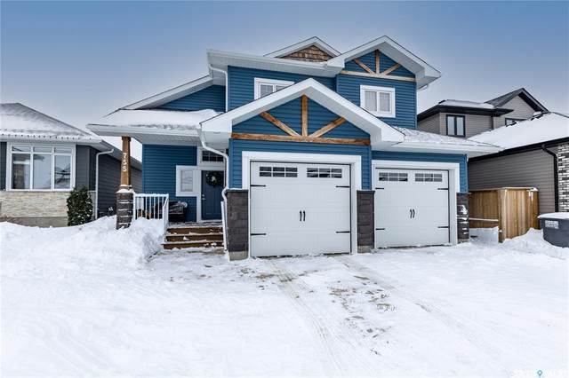 755 Glacial Shores Bend, Saskatoon, SK S7W 0R4 (MLS #SK833954) :: The A Team