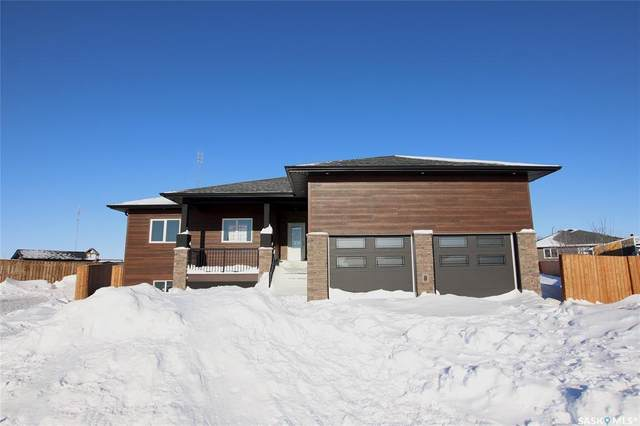836 Huntington Place, Swift Current, SK S9H 4W9 (MLS #SK834020) :: The A Team