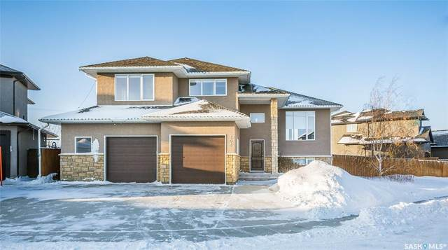 303 Padget Cove, Saskatoon, SK S6W 0T6 (MLS #SK834036) :: The A Team