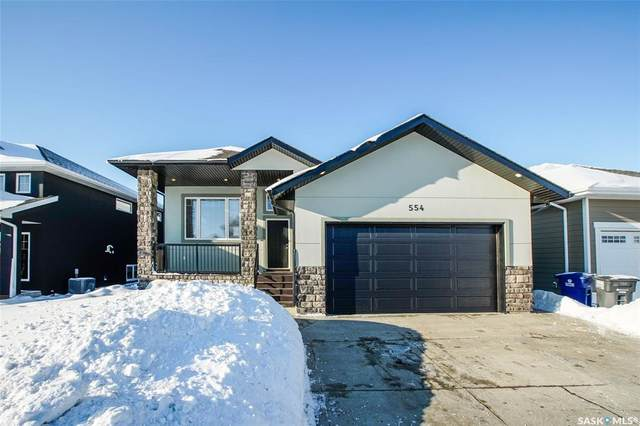 554 Pritchard Crescent, Saskatoon, SK S7V 0G1 (MLS #SK834046) :: The A Team