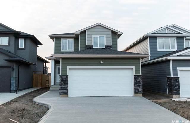 154 Burgess Crescent, Saskatoon, SK S7V 0S1 (MLS #SK834069) :: The A Team