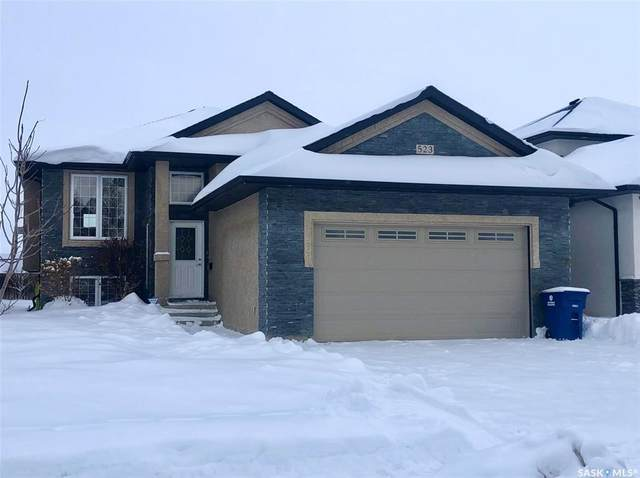 523 Shepherd Crescent, Saskatoon, SK S7W 0B3 (MLS #SK834106) :: The A Team