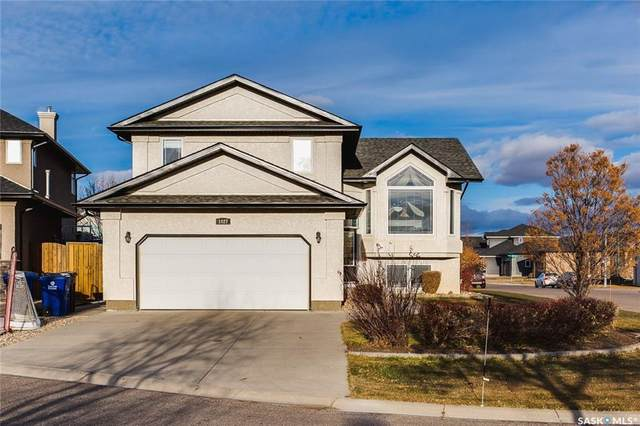 1027 Wright Place, Saskatoon, SK S7N 4T6 (MLS #SK834165) :: The A Team