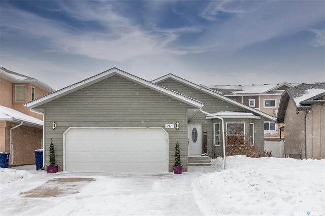 211 Thode Avenue, Saskatoon, SK S7W 1A1 (MLS #SK834174) :: The A Team