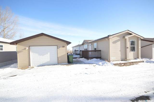 #G9 1400 9th Avenue NE, Moose Jaw, SK S6J 1C6 (MLS #SK834206) :: The A Team