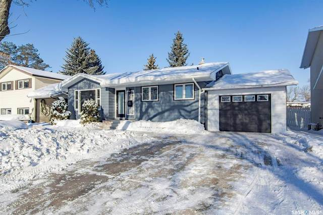 337 Dalhousie Crescent, Saskatoon, SK S7H 3S2 (MLS #SK834212) :: The A Team