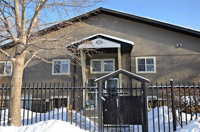 521 18th Street W #101, Saskatoon, SK S7M 1C8 (MLS #SK834234) :: The A Team