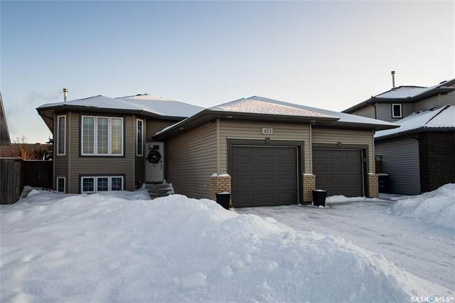 423 Kucey Crescent, Saskatoon, SK S7N 4T3 (MLS #SK834271) :: The A Team