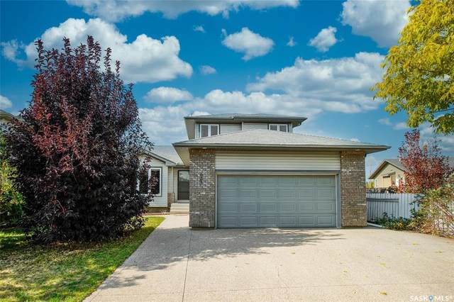 623 Buckwold Cove, Saskatoon, SK S7N 4W1 (MLS #SK834292) :: The A Team