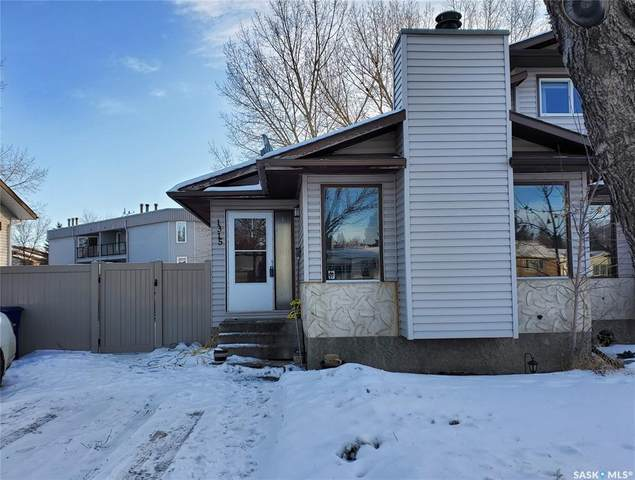 1315 Mckercher Drive, Saskatoon, SK S7H 5K2 (MLS #SK834303) :: The A Team