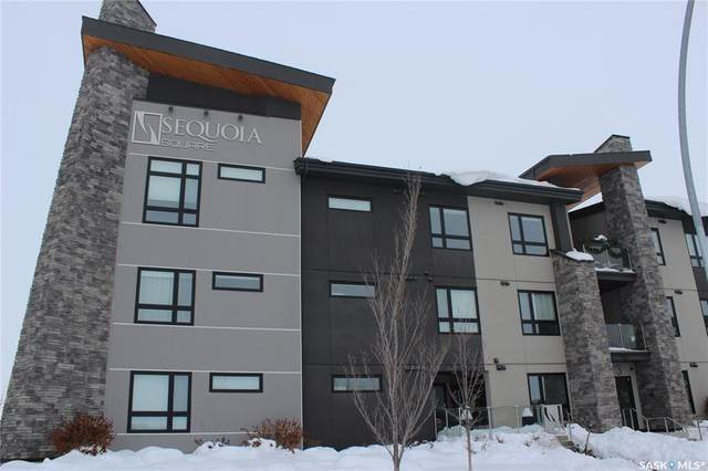 223 Evergreen Square #124, Saskatoon, SK S7W 0W2 (MLS #SK834308) :: The A Team