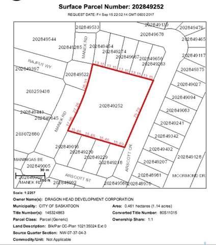 Rural Address Rural Address, Saskatoon, SK S7W 0T3 (MLS #SK834319) :: The A Team