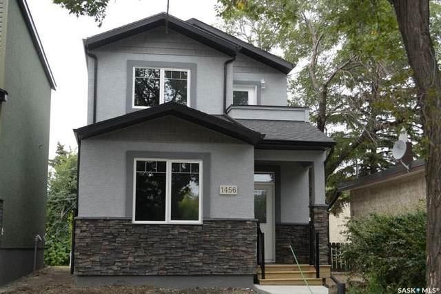1456 Bond Street, Regina, SK S4N 1X1 (MLS #SK834344) :: The A Team