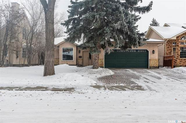 412 Douglas Park Crescent E, Regina, SK S4N 2S1 (MLS #SK834345) :: The A Team