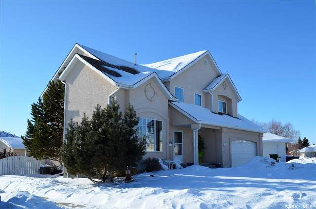 64 Pereverzoff Place, Prince Albert, SK S6X 1B4 (MLS #SK834350) :: The A Team