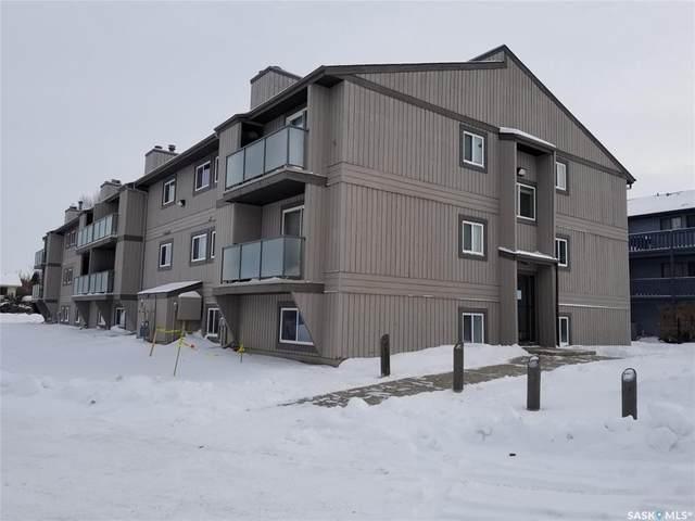 833 Wollaston Crescent #107, Saskatoon, SK S7J 4G1 (MLS #SK834353) :: The A Team