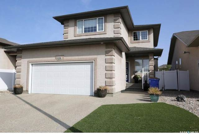 8206 Wascana Gardens Bay, Regina, SK S4V 1E9 (MLS #SK834425) :: The A Team