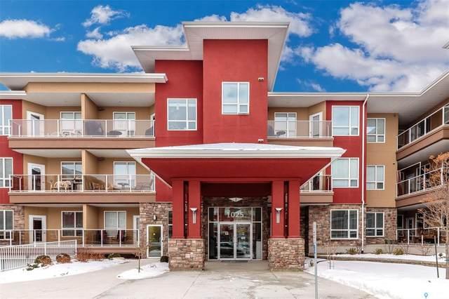 1025 Moss Avenue #319, Saskatoon, SK S7H 4C7 (MLS #SK834664) :: The A Team