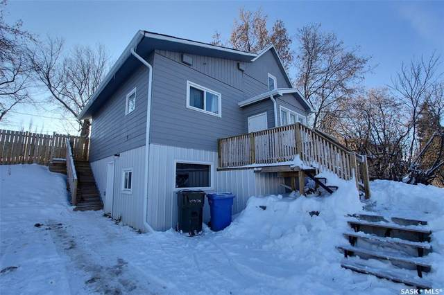 613 13th Street W, Prince Albert, SK S6V 3H3 (MLS #SK834711) :: The A Team