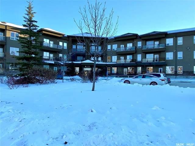 2730 Main Street E #308, Saskatoon, SK S7H 0M3 (MLS #SK836083) :: The A Team