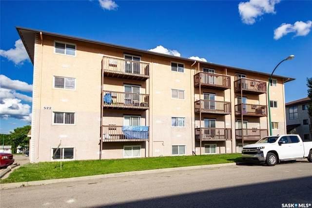 522 X Avenue S #305, Saskatoon, SK S7M 4X9 (MLS #SK836160) :: The A Team