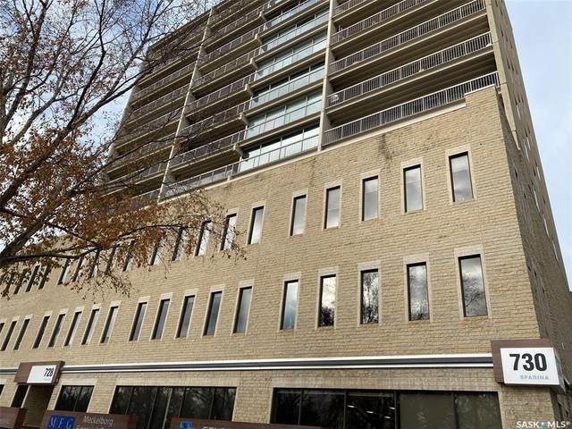 730 Spadina Crescent E #401, Saskatoon, SK S7K 4H7 (MLS #SK837574) :: The A Team
