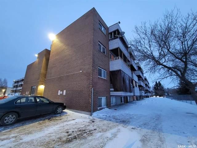 529 X Avenue S #402, Saskatoon, SK S7M 4R7 (MLS #SK837743) :: The A Team