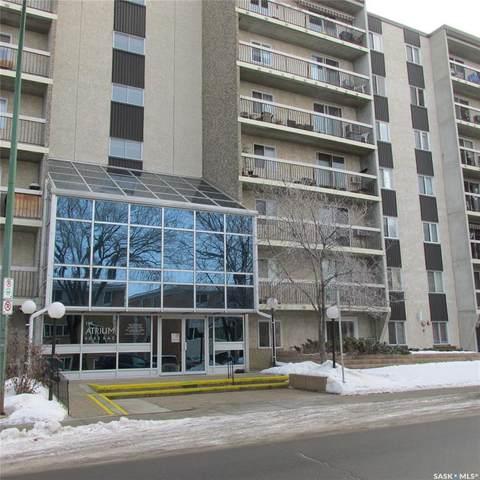 4045 Rae Street #518, Regina, SK S4S 6Y8 (MLS #SK838765) :: The A Team