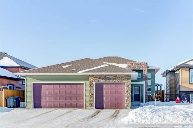 946 Stony Crescent, Martensville, SK S0K 2T1 (MLS #SK838783) :: The A Team