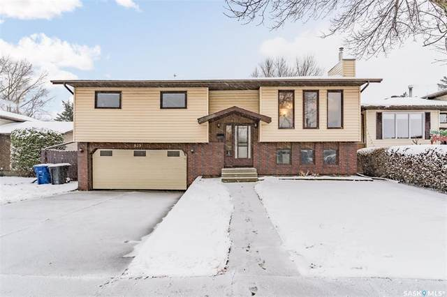 839 Spencer Lane, Saskatoon, SK S7K 7S6 (MLS #SK838814) :: The A Team