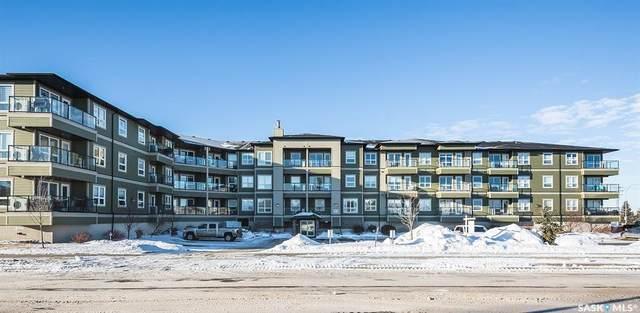 915 Kristjanson Road #212, Saskatoon, SK S7S 0B1 (MLS #SK838834) :: The A Team