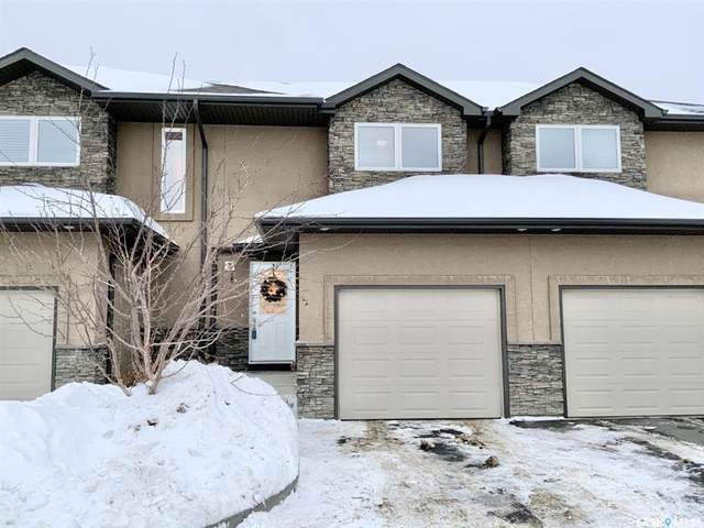 502 Rempel Manor #25, Saskatoon, SK S7T 0L7 (MLS #SK838925) :: The A Team