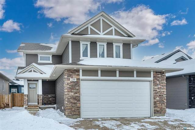 239 Pringle Lane, Saskatoon, SK S7T 0S4 (MLS #SK839011) :: The A Team