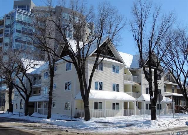 1867 15th Avenue #202, Regina, SK S4P 4J4 (MLS #SK839023) :: The A Team