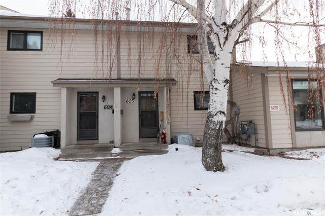 145 Sandy Court #605, Saskatoon, SK S7K 6P7 (MLS #SK839052) :: The A Team