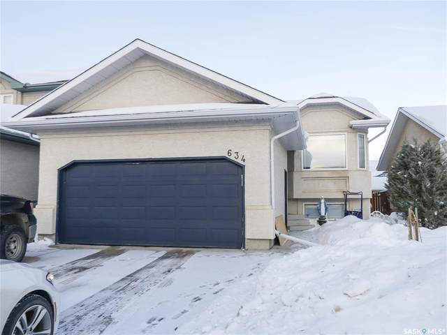 634 Guenter Crescent, Saskatoon, SK S7N 4P8 (MLS #SK839072) :: The A Team