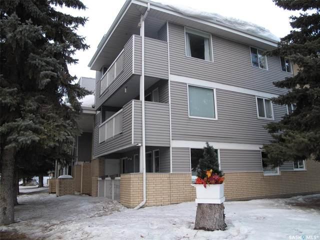 706 Confederation Drive #205, Saskatoon, SK S7L 5R7 (MLS #SK839116) :: The A Team