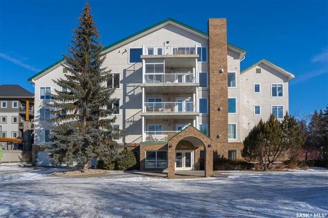 1210 Blackfoot Drive 4E, Regina, SK S4S 7G3 (MLS #SK839202) :: The A Team