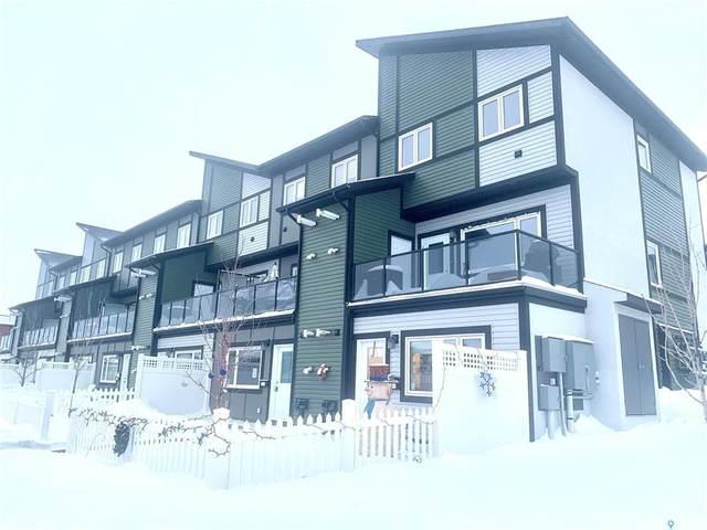 130 Marlatte Crescent #1103, Saskatoon, SK S7W 0W1 (MLS #SK839247) :: The A Team