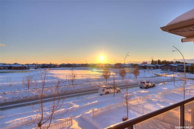 115 Dalgleish Link #302, Saskatoon, SK S7W 0N5 (MLS #SK839296) :: The A Team