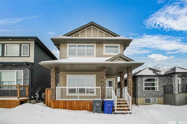 282 Kloppenburg Way, Saskatoon, SK S7W 0N8 (MLS #SK839314) :: The A Team
