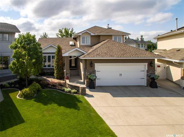 122 Mcfarland Place, Saskatoon, SK S7N 4M2 (MLS #SK839349) :: The A Team